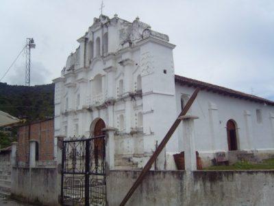 Iglesia Católica de Municipio de Yupiltepeque, Jutiapa