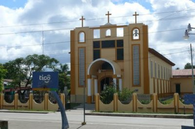 Iglesia Católica del municipio de Poptún, Petén