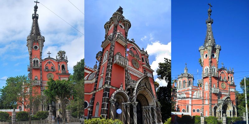 Iglesia Yurrita Ciudad de Guatemala