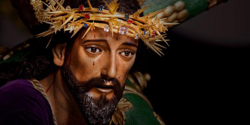 Jesús Nazareno del Rescate en Guatemala