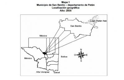 Municipio De San Benito Petén Aprende Guatemalacom