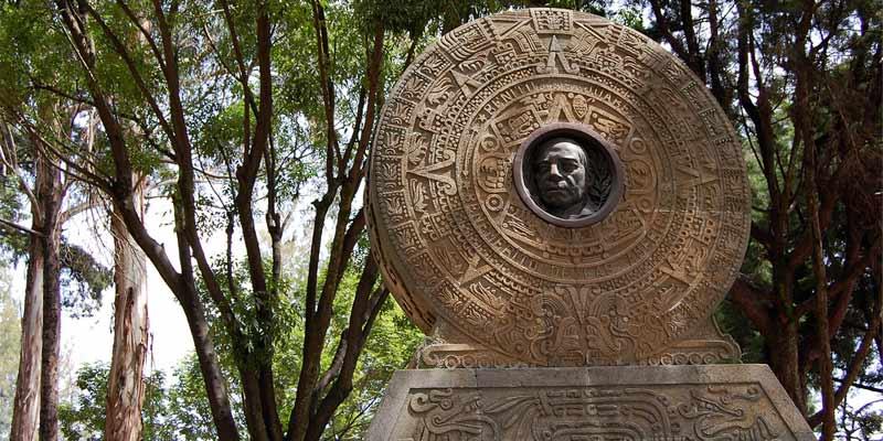 Monumento de Guatemala a Benito Juárez en Quetzaltenango