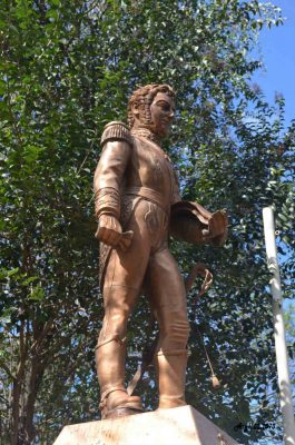 Monumento a Bernardo O´Higgins Riquelme