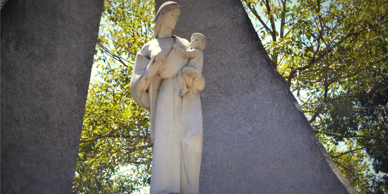 Monumento a la Madre en Guatemala