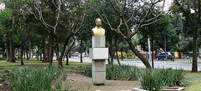 Monumento de Guatemala a Henri Dunant