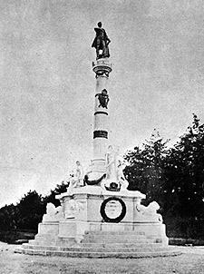 Monumento de Guatemala a Miguel García Granados