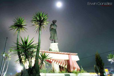 Monumento de Guatemala a la Marimba en Quetzaltenango