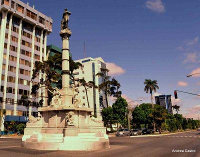 Monumento de Guatemala del presidente Miguel García Granados