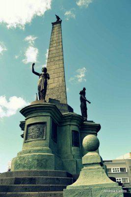 Monumento de la Estrella en Guatemala