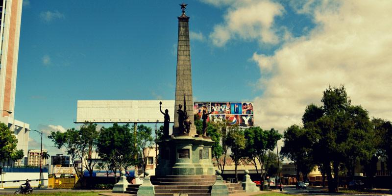 Monumento del Ejército o de la Estrella en Guatemala