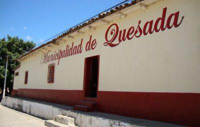 Municipalidad de Municipio de Quesada del departamento de Jutiapa