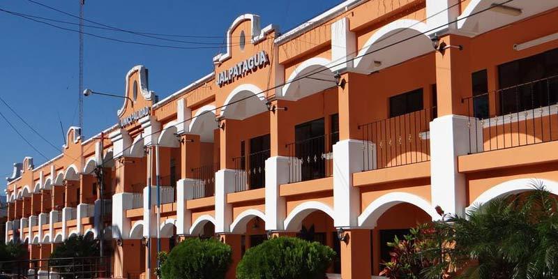 Municipio de Jalpatagua departamento de Jutiapa
