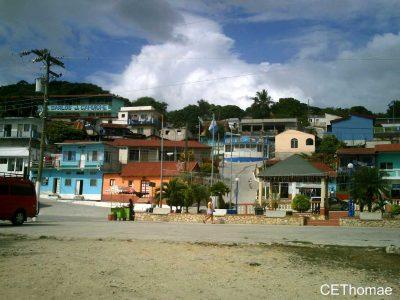 Municipio de San José en el departamento de Petén