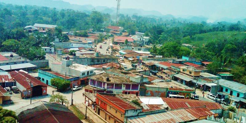 Municipio de San Luis departamento de Petén