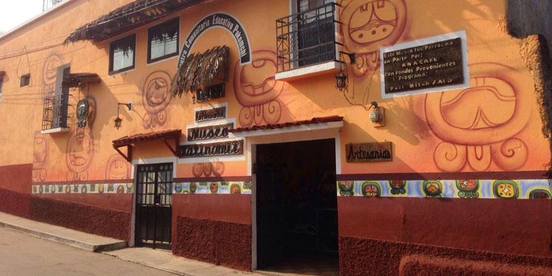 Museo Katinamit en Alta Verapaz
