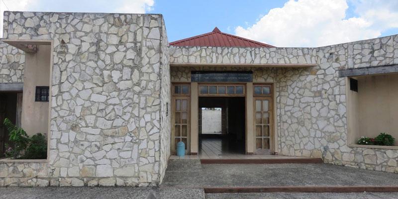 museo regional del sureste de peten