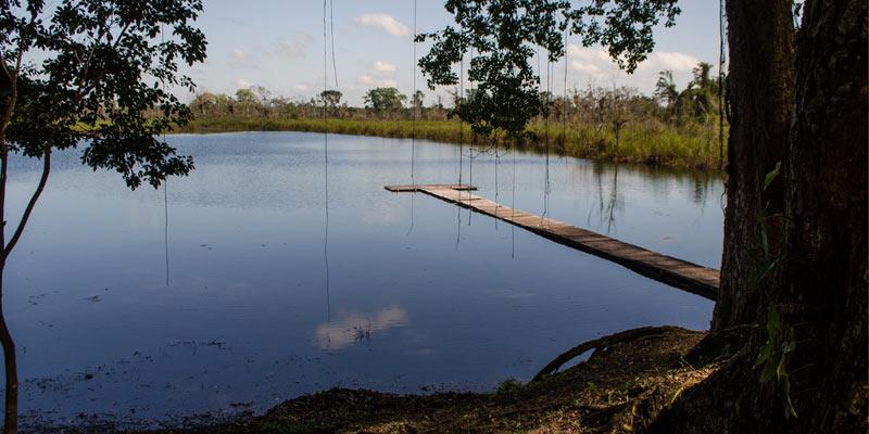 Parque Nacional El Rosario del Municipio de Sayaxché, Petén