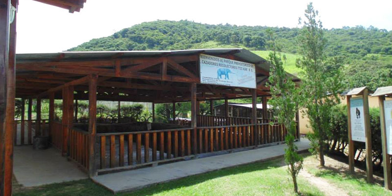 Parque Prehistórico Ttzi'kab'b'e Huehuetenango
