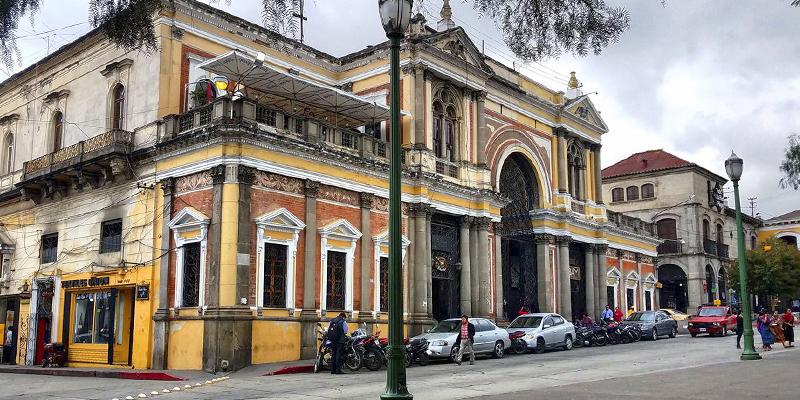Pasaje Enríquez de Quetzaltenango