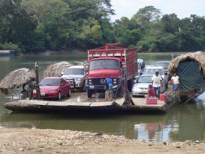 Río la Pasión del Municipio de Sayaxché, Petén