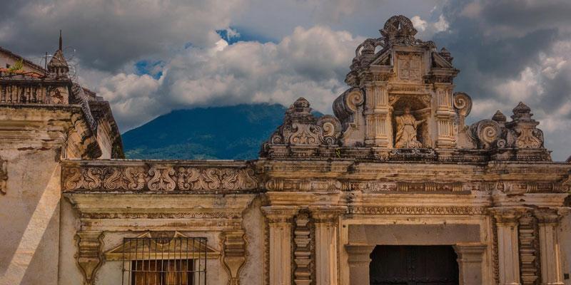 Seminario o Colegio Tridentino en La Antigua Guatemala