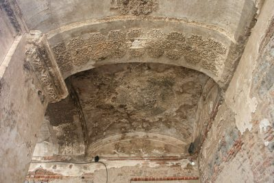 arcos del convento de san francisco