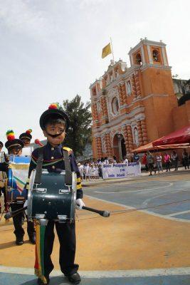 desfile feria jocotenango