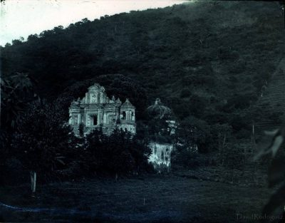 ermita de la santa cruz en la antiguedad
