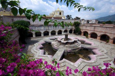 fuente del convento de la merced