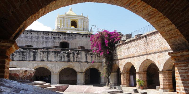 historia del convento de la merced