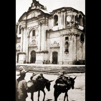 iglesia de la merced ciudad de guatemala construcción