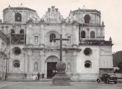 iglesia de la merced en la antiguedad