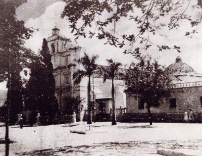iglesia de san mateo en la antiguedad