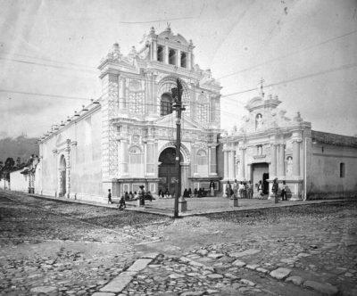 iglesia de san pedro en la antiguedad