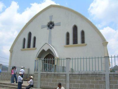iglesia del municipio de Moyuta departamento de Jutiapa