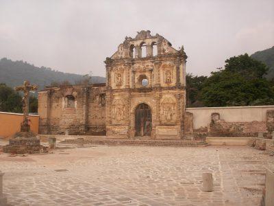iglesia dentro del convento de santa clara
