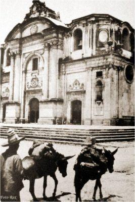 iglesia la merced en la antiguedad
