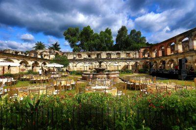 jardin convento de santa clara