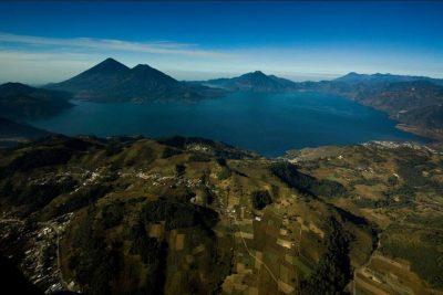 la atlantida maya en el lago de atitlan