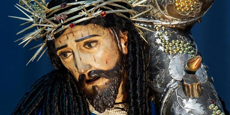 Consagrada imagen de jesús nazareno de la merced