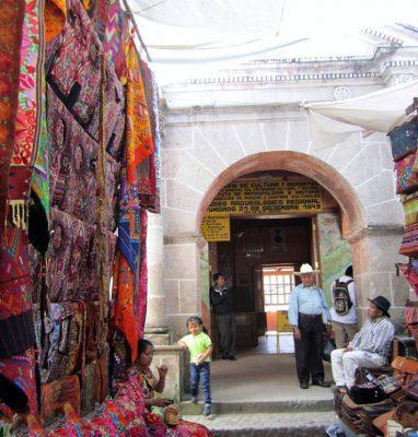 museo de chichicastenango