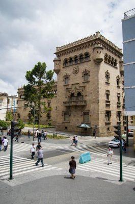 palacio de la policia