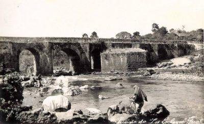 puente de los esclavos en la antiguedad