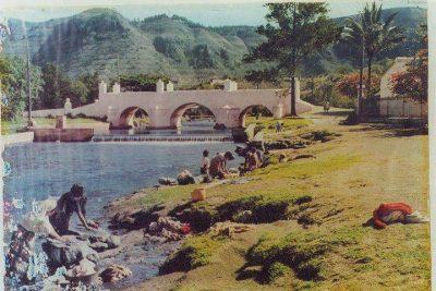 puente la gloria en la antiguedad