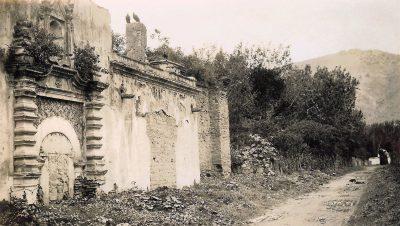 ruinas de san jeronimo en la antiguedad