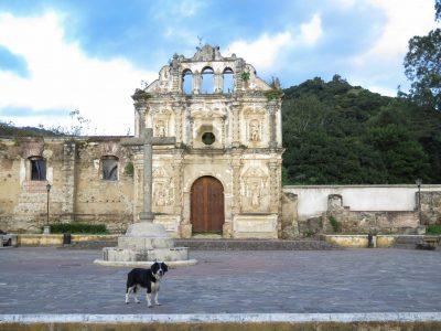 ruinas de santa isabel