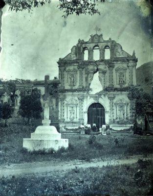 ruinas de santa isabel en la antiguedad