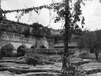 ruinas del convento de la merced