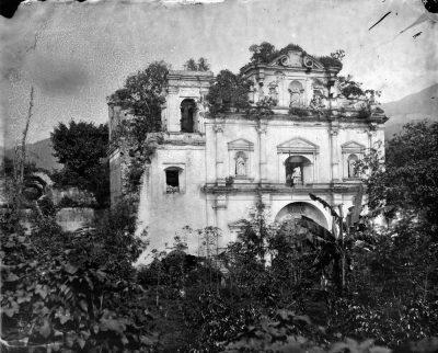 ruinas señora de los remedios en la antigüedad