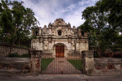 san jose el viejo antigua guatemala